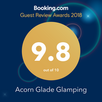Acorn Glade Glamping in Yorkshire